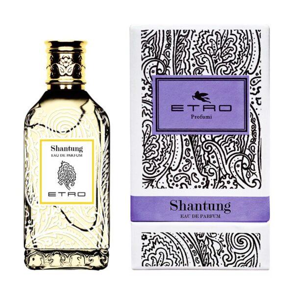 www.crystalprofumi.it Shantung Eau de parfum
