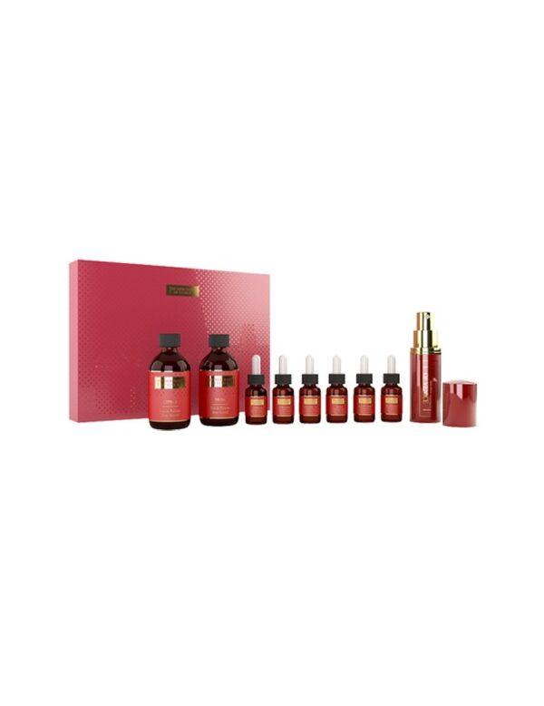 The Parfumer kit Citrus e Musk The Merchant of Venice, www.crystalprofumi.it