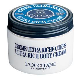 Crème Ultra Riche Corps Karité L'Occitane en Provence