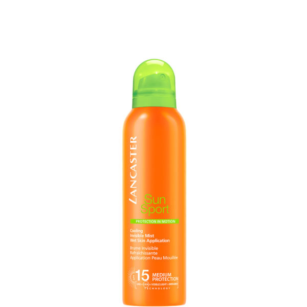 Cooling Invisible Mist SPF15 Sun Sport di Lancaster www.crystalprofumi.it