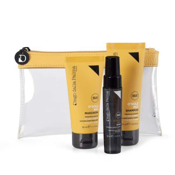 O'Solemio Summer Travel Kit 2018 www.crystalprofumi.it