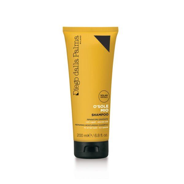 O'solemio Shampoo Riparatore www.crystalprofumi.it