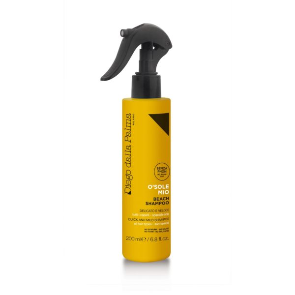 O'solemio Beach Shampoo www.crystalprofumi.it