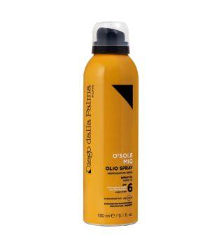 Olio Spray Corpo SPF 6