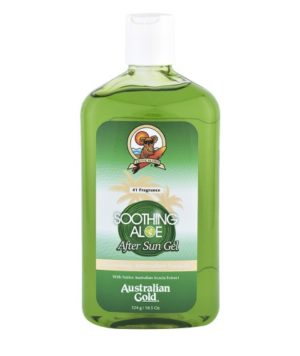 Doposole Soothing Aloe Gel 524 ml di Australian Gold