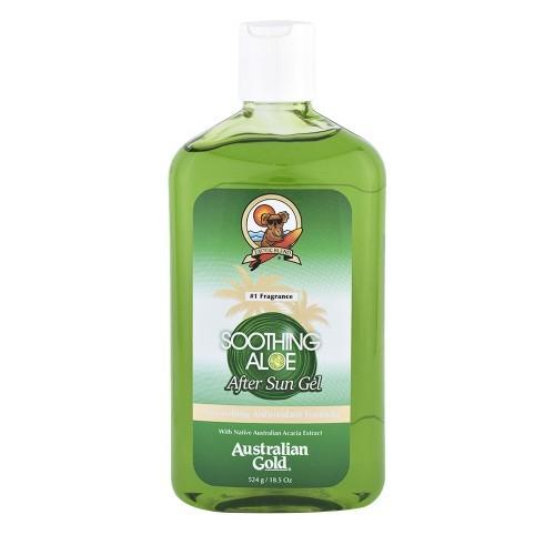 Doposole Soothing Aloe Gel 524 ml di Australian Gold www.crystalprofumi.it