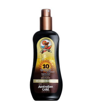 Spray Gel con Effetto Bronze SPF 10 di Australian