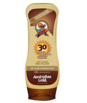 Lotion Sunscreen Bronzer SFP 30 di Australian Gold