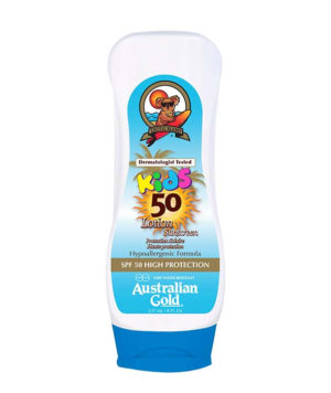 Kids Lotion Sunscreen SPF 50 di Australian Gold