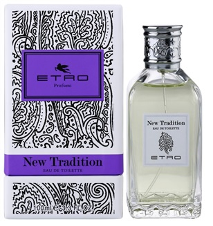New Tradition Eau de Toilette di Etro Profumi, www.crystalprofumi.it