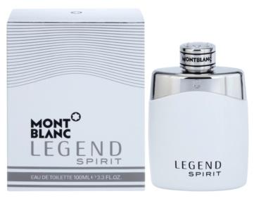 Montblanc Legend Spirit Eau De Toilette www.crystalprofumi.it