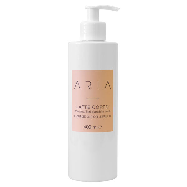 Aria Essenze di Fiori & Frutti Latte Corpo www.crystalprofumi.it