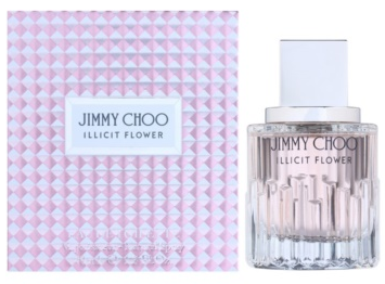 Jimmy Choo Illicit Flower Eau de toilette www.crystalprofumi.it