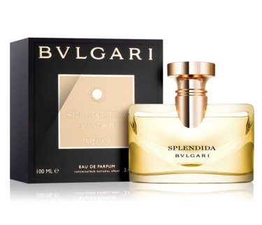 Bulgari Splendida Iris d'Or Eau de Parfum www.crystalprofumi.it