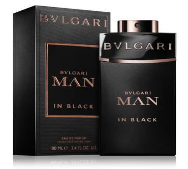 Bulgari Man In Black Eau de Parfum www.crystalprofumi.it