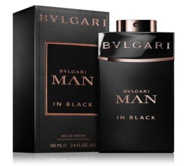 Bulgari Man In Black Eau de Parfum www.crystalprofumi.it