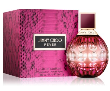 Jimmy Choo Fever Eau de Parfum www.crystalprofumi.it