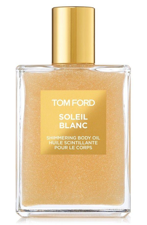 Tom Ford Soleil Blanc Shimmering Body Oil Gold