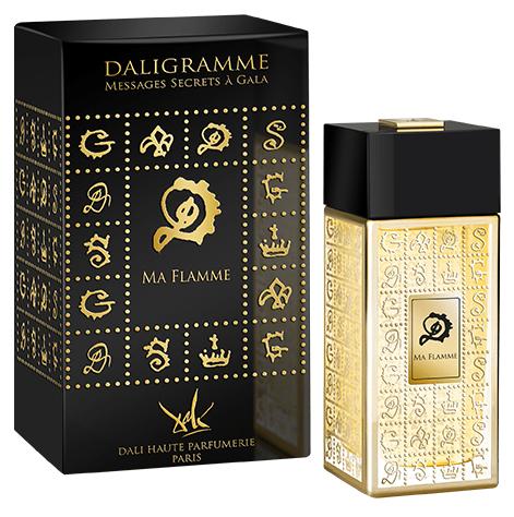 Dalì Haute Parfumerie – La Collezione Daligramme Ma Flamme