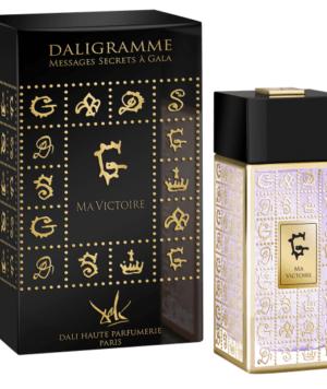 Dalì Haute Parfumerie – La Collezione Daligramme – Ma Victorie