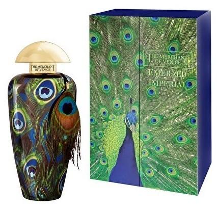 The Merchant Of Venice - Imperial Emerald Concentrèe